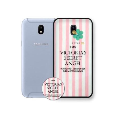خرید قاب گوشی سامسونگ Galaxy J7 Pro مدل Victoria's Secret