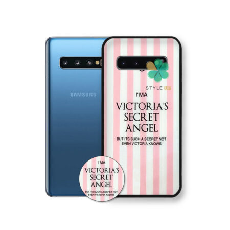 خرید قاب گوشی سامسونگ Samsung Galaxy S10 مدل Victoria's Secret