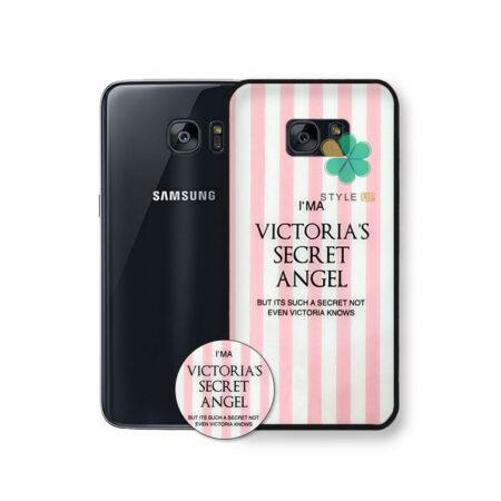 خرید قاب گوشی سامسونگ Samsung Galaxy S7 Edge مدل Victoria's Secret