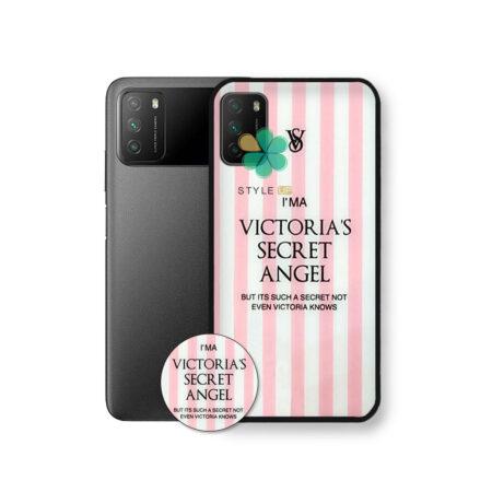 خرید قاب گوشی شیائومی Xiaomi Poco M3 مدل Victoria's Secret