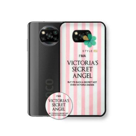 خرید قاب گوشی شیائومی Xiaomi Poco X3 مدل Victoria's Secret