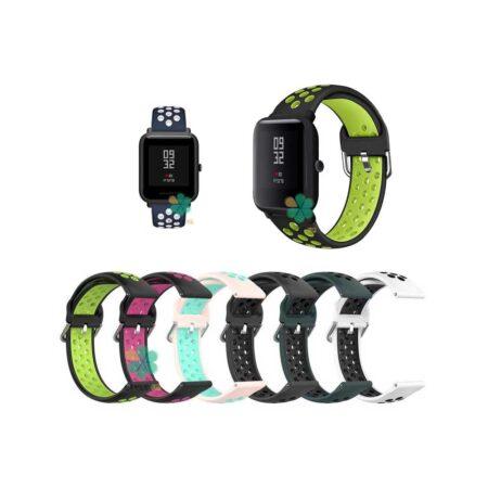خرید بند ساعت شیائومی Xiaomi Amazfit Bip Lite مدل نایکی سگکی