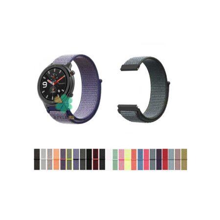 خرید بند ساعت شیائومی Xiaomi Amazfit GTR Lite مدل نایلون لوپ