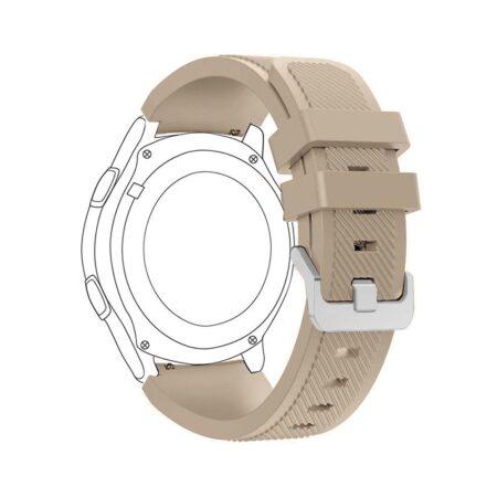 خرید بند سیلیکونی ساعت هوشمند شیائومی Xiaomi Amazfit Stratos 3