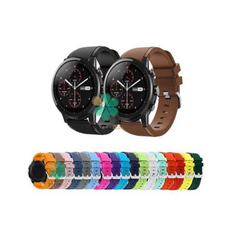 خرید بند سیلیکونی ساعت هوشمند شیائومی Amazfit Stratos Plus
