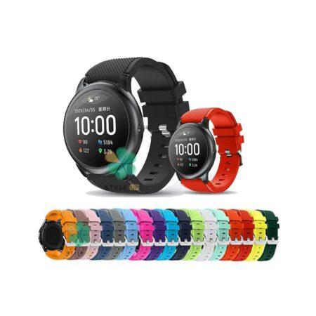 خرید بند سیلیکونی ساعت هوشمند شیائومی Xiaomi Haylou Solar LS05