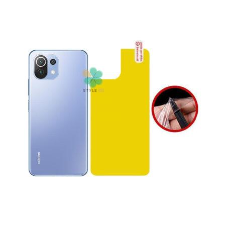 خرید برچسب محافظ نانو پشت گوشی شیائومی Xiaomi Mi 11 Lite