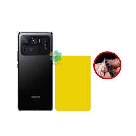 خرید برچسب محافظ نانو پشت گوشی شیائومی Xiaomi Mi 11 Ultra