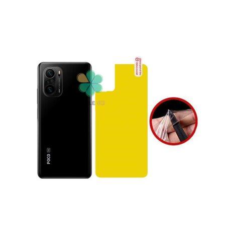خرید برچسب محافظ نانو پشت گوشی شیائومی Xiaomi Poco F3