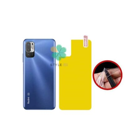 خرید برچسب محافظ نانو پشت گوشی شیائومی Xiaomi Redmi Note 10 5G