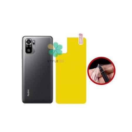 خرید برچسب محافظ نانو پشت گوشی شیائومی Xiaomi Redmi Note 10