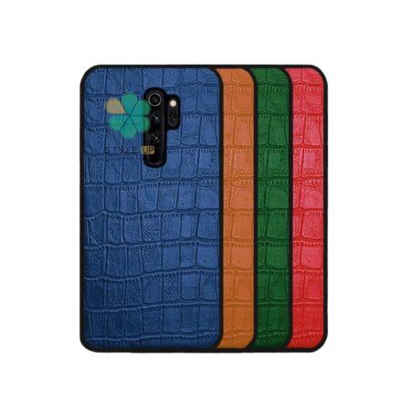 خرید قاب چرم گوشی شیائومی Xiaomi Redmi 9 Prime مدل Alligator