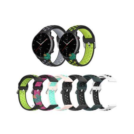 خرید بند ساعت شیائومی Amazfit GTR 2e مدل نایکی سگکی