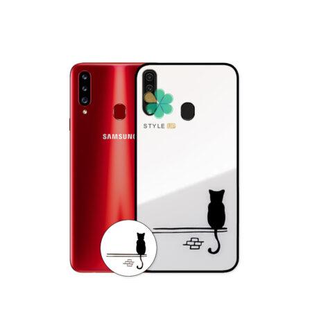 خرید قاب گوشی سامسونگ Samsung Galaxy A20s طرح Amon