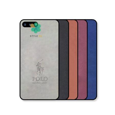 خرید قاب گوشی اپل آیفون Apple iPhone 7 Plus / 8 Plus پارچه ای طرح پولو