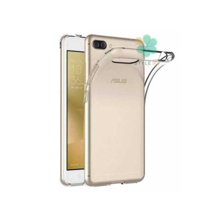 خرید قاب گوشی ایسوس Asus Zenfone 4 Max ZC554KL مدل ژله ای شفاف