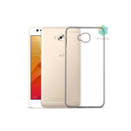 قاب گوشی ایسوس Zenfone 4 Selfie Pro ZD552KL مدل ژله ای شفاف
