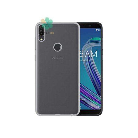 خرید قاب گوشی ایسوس Zenfone Max Pro M1 ZB602KL مدل ژله ای شفاف