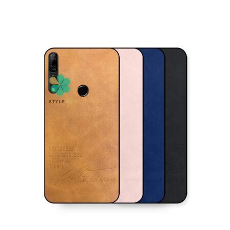 خرید کاور چرم گوشی هواوی Huawei Y9 Prime 2019 طرح Autograph