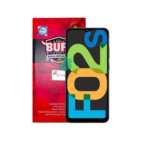 خرید محافظ صفحه گلس گوشی سامسونگ Samsung Galaxy F02s مدل Buff 5D