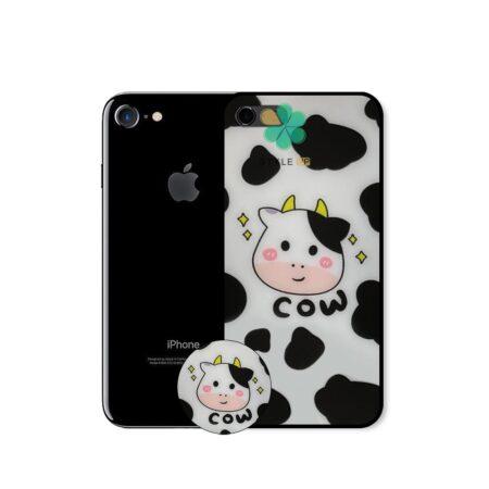 خرید کاور گوشی اپل آیفون Apple iPhone 7 / 8 طرح رئیس مزرعه