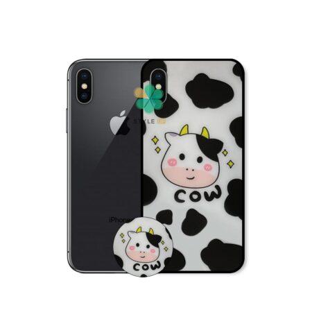 خرید کاور گوشی اپل آیفون Apple iPhone X / XS طرح رئیس مزرعه