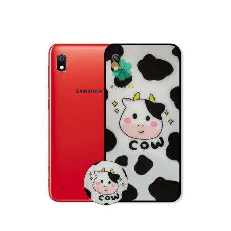 خرید کاور گوشی سامسونگ Samsung Galaxy A10 طرح رئیس مزرعه