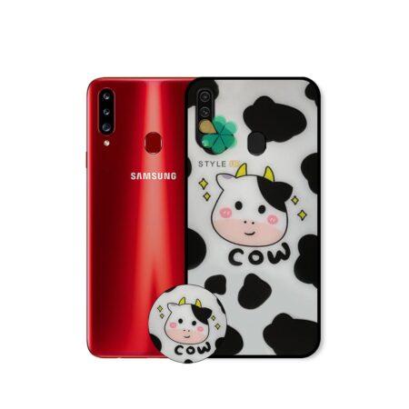 خرید کاور گوشی سامسونگ Samsung Galaxy A20s طرح رئیس مزرعه