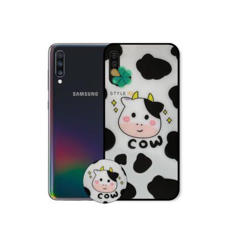 خرید کاور گوشی سامسونگ Samsung Galaxy A70 طرح رئیس مزرعه
