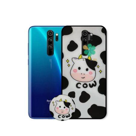خرید کاور گوشی شیائومی Xiaomi Redmi Note 8 Pro طرح رئیس مزرعه
