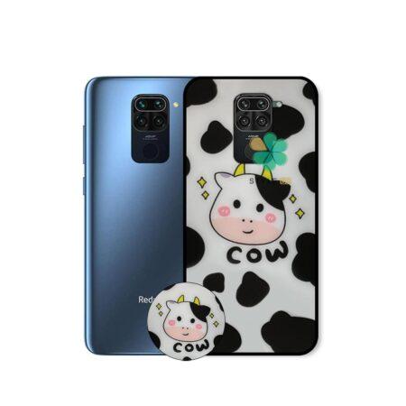 خرید کاور گوشی شیائومی Xiaomi Redmi Note 9 طرح رئیس مزرعه