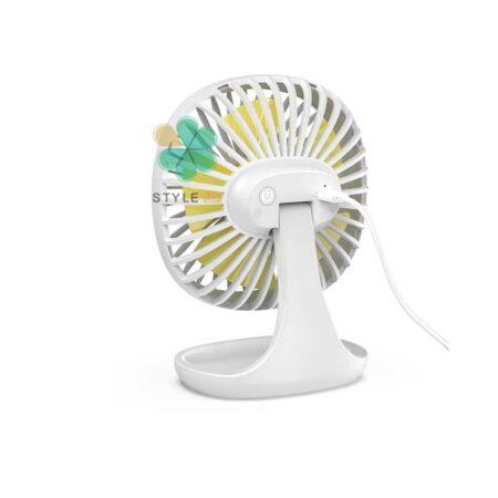 خرید پنکه رومیزی بیسوس مدل Baseus Pudding Shaped Fan CXBD-02