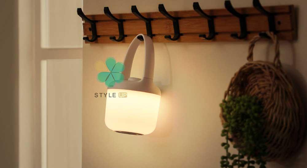 خرید چراغ و لامپ هوشمند بیسوس مدل Baseus Moon-white DGYB-02