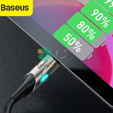 خرید کابل شارژ تایپ سی به لایتنینگ بیسوس مدل Baseus Fish Eye PD CATLYY-01