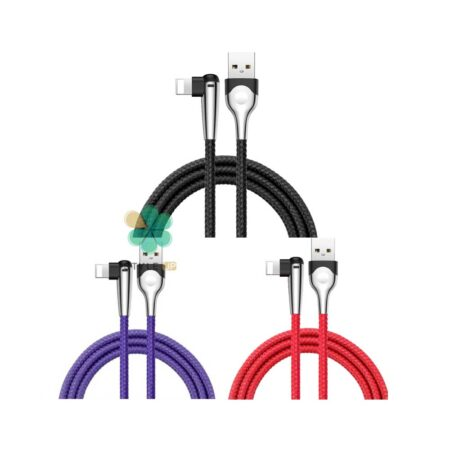 خرید کابل شارژ لایتنینگ بیسوس مدل Baseus Sharp-Bird CALMVP-D011M