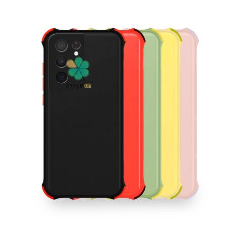 خرید قاب گوشی سامسونگ Galaxy S21 Ultra 5G مدل بامپردار