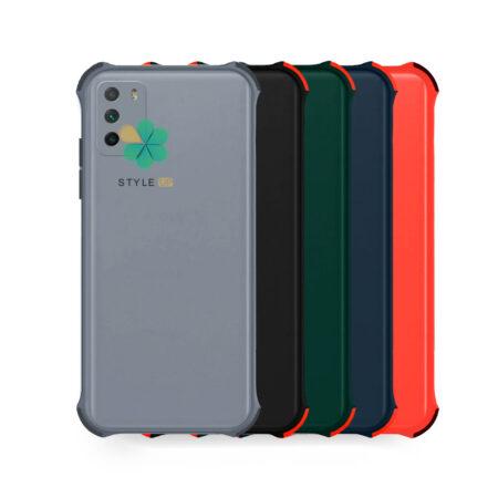 خرید قاب گوشی شیائومی Xiaomi Poco M3 مدل بامپردار