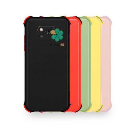 خرید قاب گوشی شیائومی Xiaomi Poco X3 Pro مدل بامپردار
