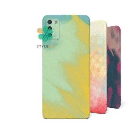 خرید قاب محافظ گوشی شیائومی Xiaomi Poco M3 مدل Canvas
