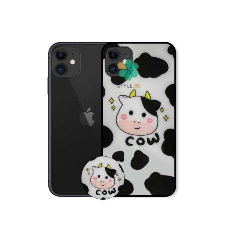 خرید کاور گوشی اپل ایفون Apple iPhone 12 Mini طرح رئیس مزرعه