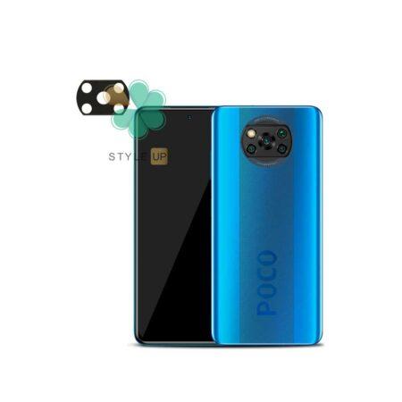 خرید گلس سرامیک لنز دوربین گوشی شیائومی Xiaomi Poco X3 Pro