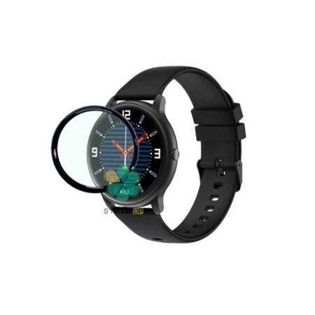 خرید گلس سرامیکی ساعت شیائومی Xiaomi IMILAB KW66 مدل دور مشکی