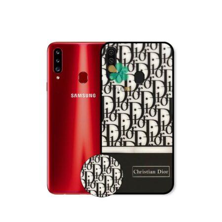 خرید قاب گوشی سامسونگ Samsung Galaxy A20s طرح Christian Dior
