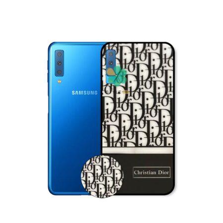 خرید قاب گوشی سامسونگ Samsung Galaxy A7 2018 طرح Christian Dior