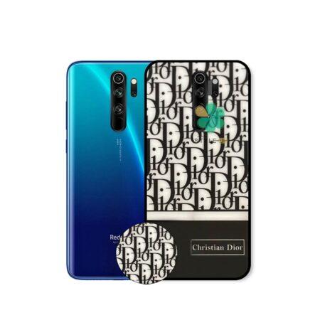 خرید قاب گوشی شیائومی Redmi Note 8 Pro طرح Christian Dior