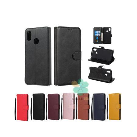 خرید کیف چرم گوشی هواوی Honor 10 Lite مدل ایمپریال قفل دار