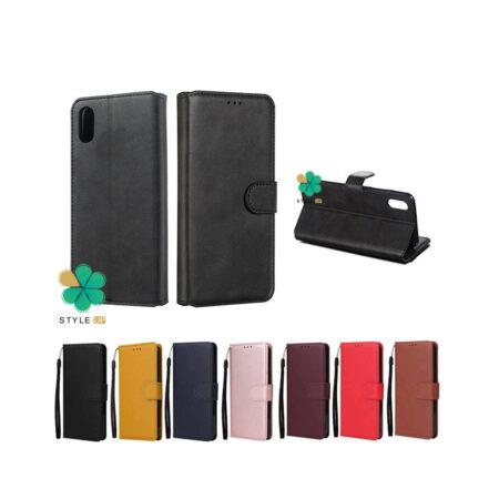 خرید کیف چرم گوشی سامسونگ Galaxy A01 مدل ایمپریال قفل دار