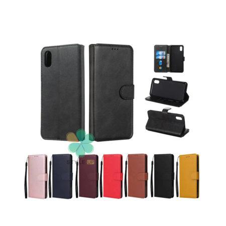 خرید کیف چرم گوشی سامسونگ Galaxy A01 Core مدل ایمپریال قفل دار