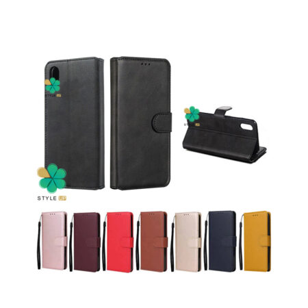 خرید کیف چرم گوشی سامسونگ Galaxy A10 مدل ایمپریال قفل دار