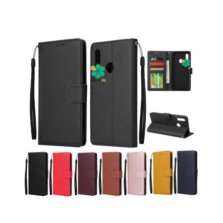 خرید کیف چرم گوشی سامسونگ Galaxy A20s مدل ایمپریال قفل دار